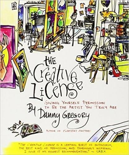 The Creative License Book Cover